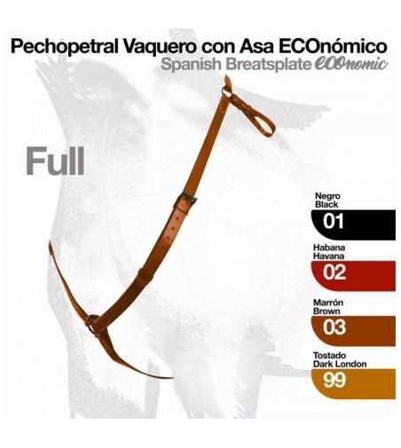 Pechopetral Vaquero con Asa Económico