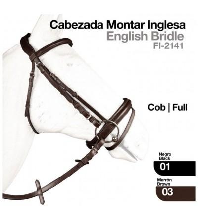 Cabezada de Montar Inglesa FI-2141
