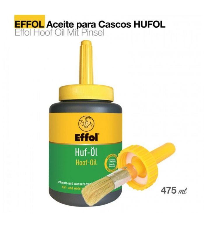 Effol Aceite para Cascos con Pincel 475 ml