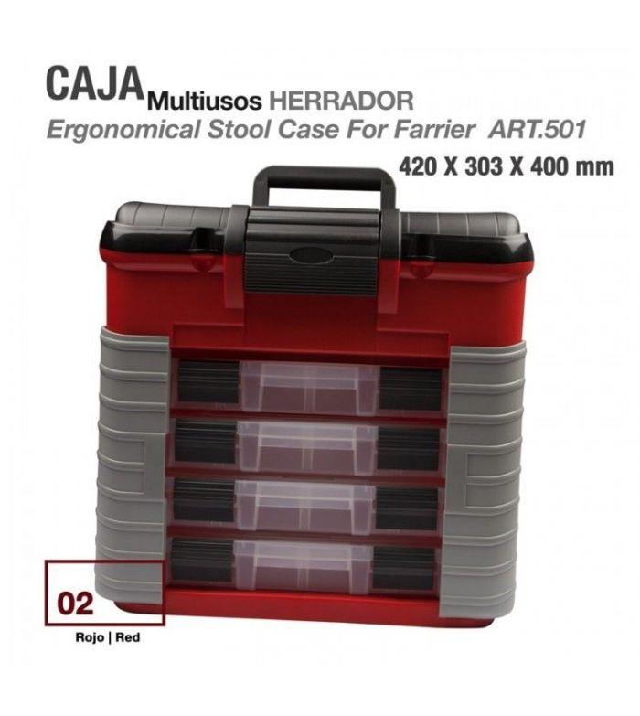 Caja Multiusos para Herrador