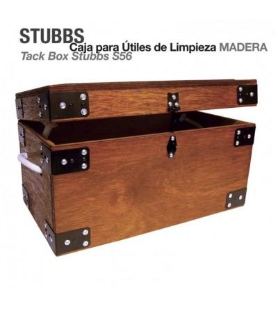 Caja de Madera para Útiles de Limpieza Stubbs