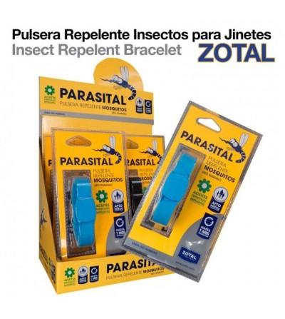 Pulsera Repelente Insectos para Jinetes