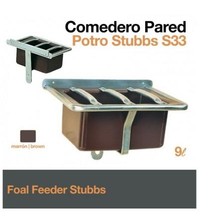 Comedero de Pared para Potro Stubbs S33