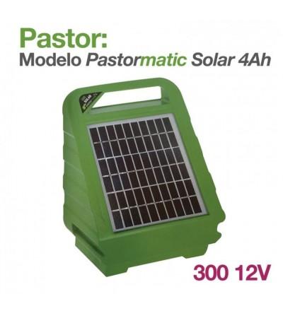 Pastor: Pastormatic 300 Solar 12V 4Ah