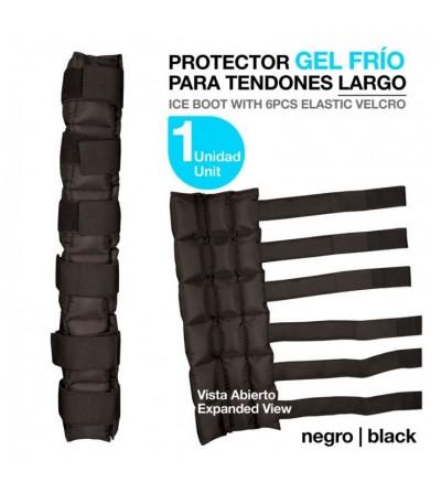 Protector Gel Frío para Tendones Largo Unidad