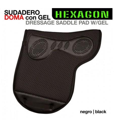 Sudadero para Doma Hexagon con Gel 313131