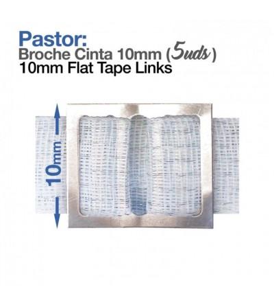 Pastor: Broche Cinta (5 Unidades)