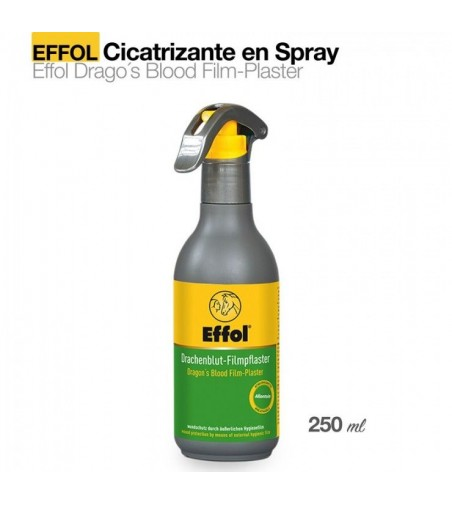 Effol Spray Cicatrizante Dragon Blood 200 ml