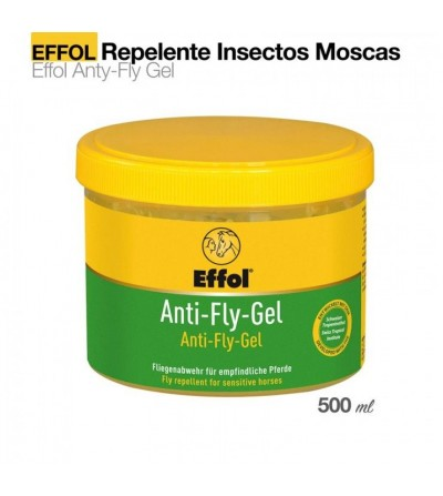 Effol Repelente de Moscas Gel Anti-Fly 500 ml