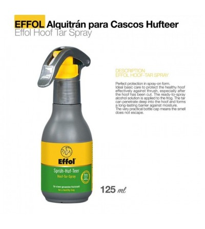 Effol Spray Alquitran Huftee 100 ml