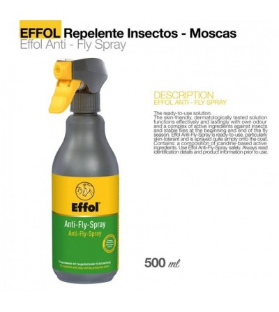 Effol Repelente de Moscas Anti-Fly 500 ml