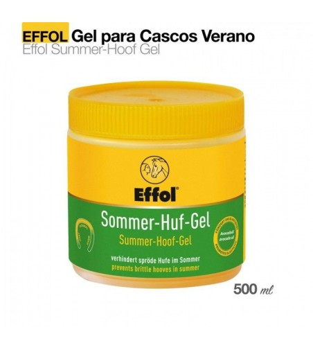 Effol Gel para Cascos del Caballo Verano 500 ml