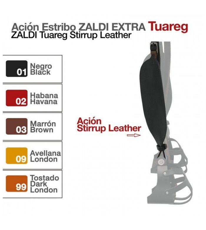Ación Estribo Zaldi-Extra Tuareg