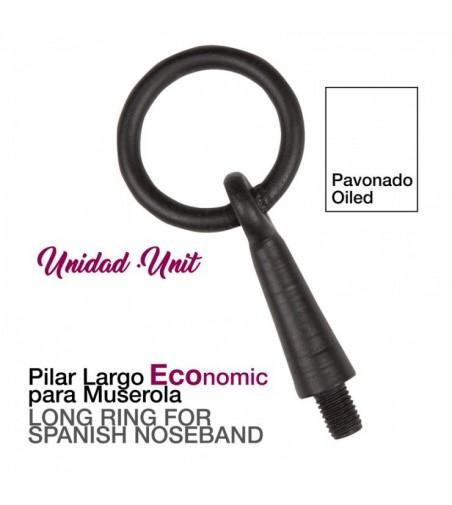Pilar Largo Económico Pavonado para Muserola (Ud)
