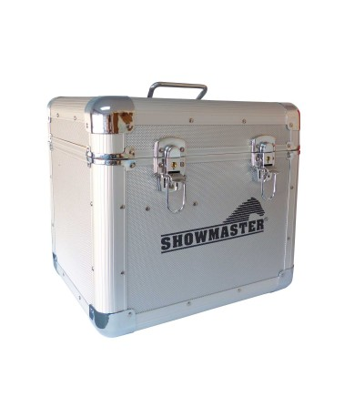 Caja Reforzada Showmaster de Aluminio Grande