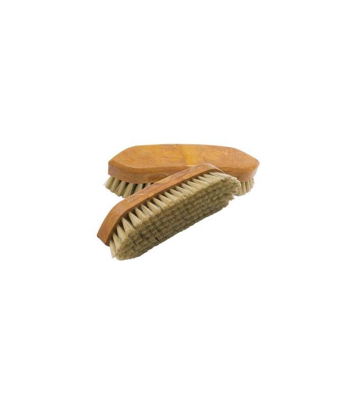 Cepillo Anatómico Curvo de Cerda Natural