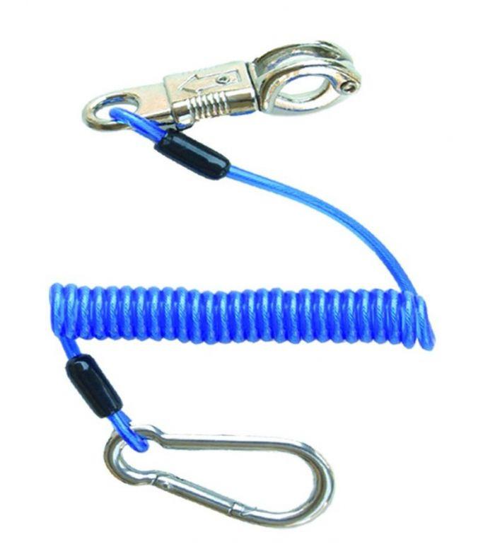 Ramal de Pvc con Cable de Acero