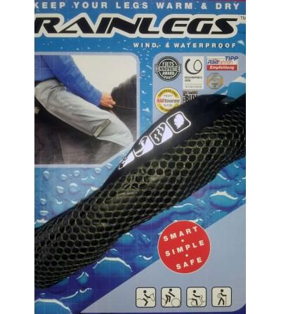 Chaparrera Corta Impermeable Rainlegs Negra