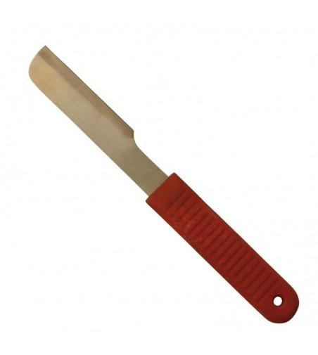 Cuchilla Cortacascos de Acero Inoxidable 27 cm