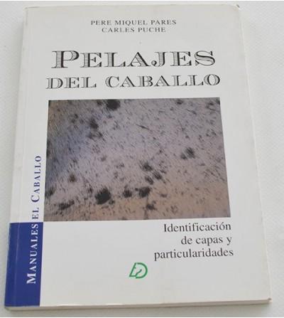 LIB.PELAJES DEL CABALLO,PERE MIQUEL PARE