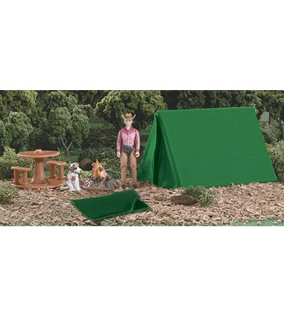 BREYER 59231 - STABLEMATES CAMPING ACCESSORY SET