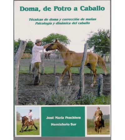 LIBRO DOMA, DE POTRO A CABALLO
