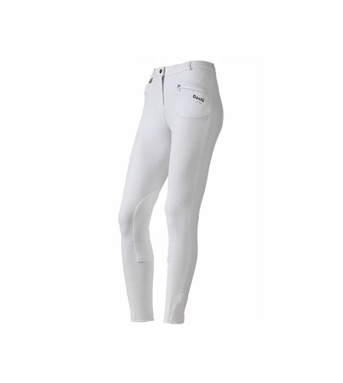 Pantalón Daslo de Mujer con Refuerzos Ante
