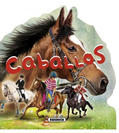 LIBRO CABALLOS, COLECCION MIS LIBROS DE GOMA ESPUMA