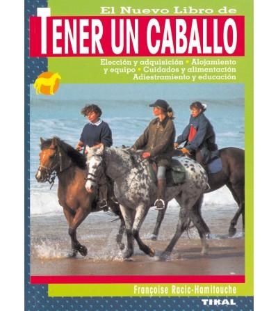 LIBRO TENER UN CABALLO