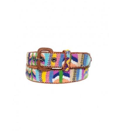 Cinturón Arco Iris Pastel Adulto