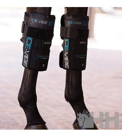 PROTECTOR HORSEWARE ICE-VIBE (SET COMPLETO) RODILLA