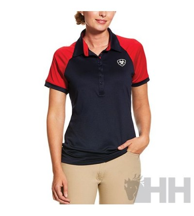 POLO ARIAT TEAM 3.0 MUJER
