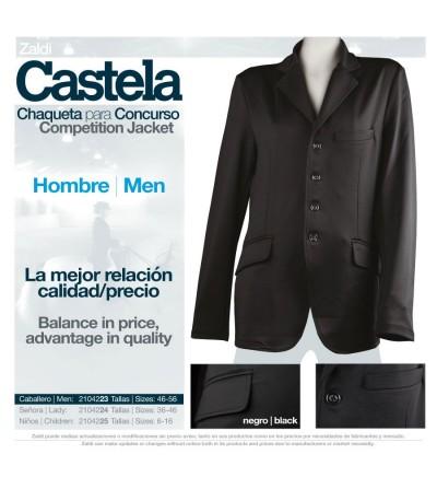 Chaqueta Concurso Castela Caballero