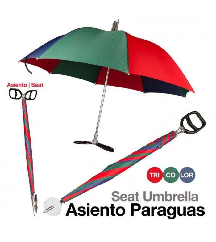 Asiento con Paraguas