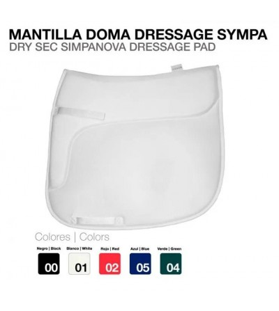 Mantilla Doma Dressage HAF 4100