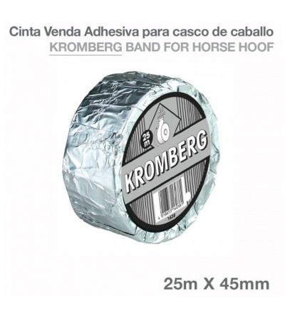 Cinta/Venda Adhesiva para Casco Kromberg 25m X 45mm