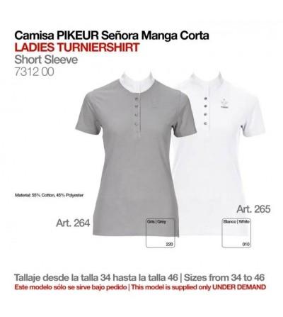 CAMISA PIKEUR SEÑ TURNIERSHIRT M/C 731200 26