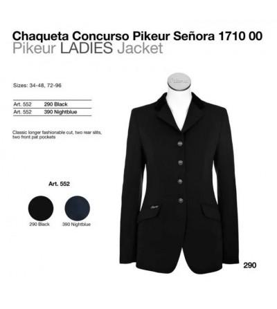 CHAQUETA CONCURSO PIKEUR SEÑORA 1500 00