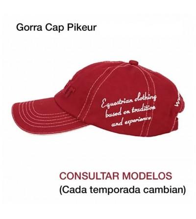 GORRA CAP PIKEUR