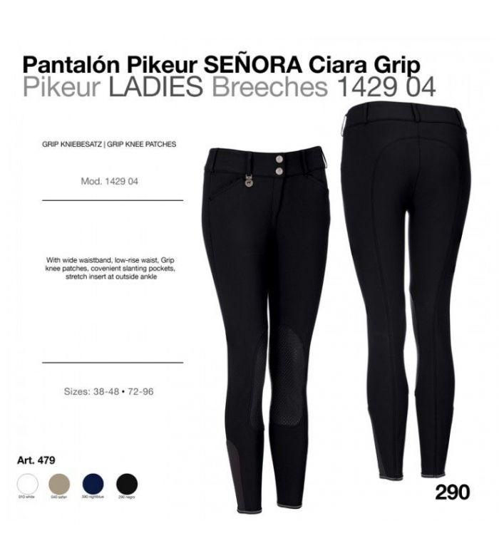 PANTALÓN PIKEUR SEÑORA CIARA GRIP 142904 479