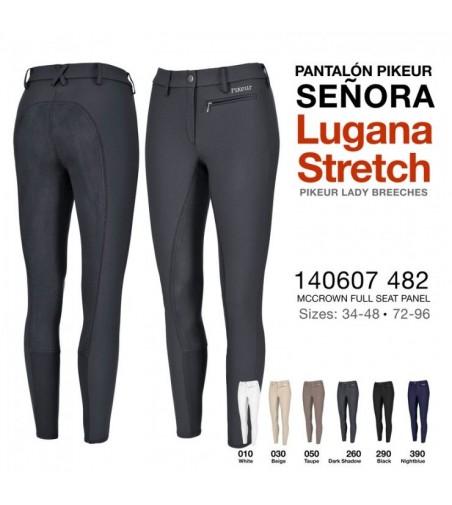PANTALÓN PIKEUR SEÑORA LUGANA STRETCH 140607 433