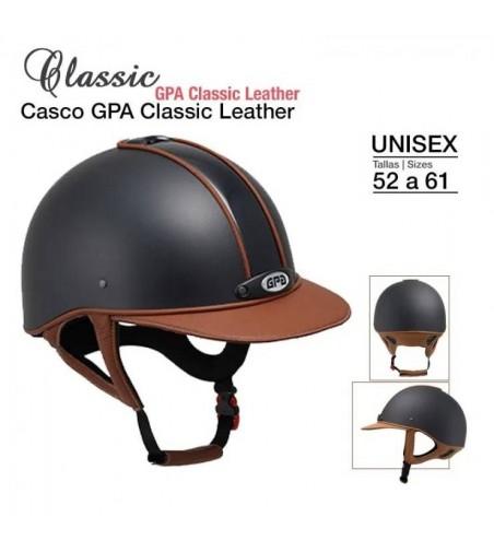 Casco GPA Classic Leather