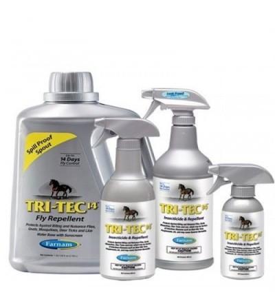 Repelente Insectos Spray Tri-Tec 14  946 Ml