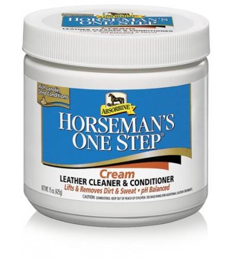 Vetnova HORSEMAN'S ONE STEP® Crema Cuero Limpiadora