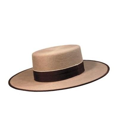 Sombrero Cordobés Cañero Lana 180 grs Azafata
