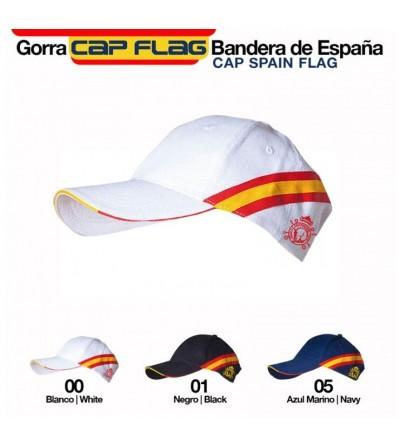 Gorra Cap Flag Bandera España