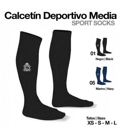 Calcetín Deportivo Media Adulto/Niño