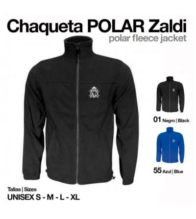 Chaqueta Polar Zaldi Unisex