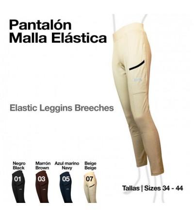 Pantalón Malla Elástica Zaldi 3001