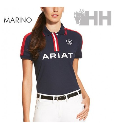 POLO ARIAT NEW TEAM MUJER
